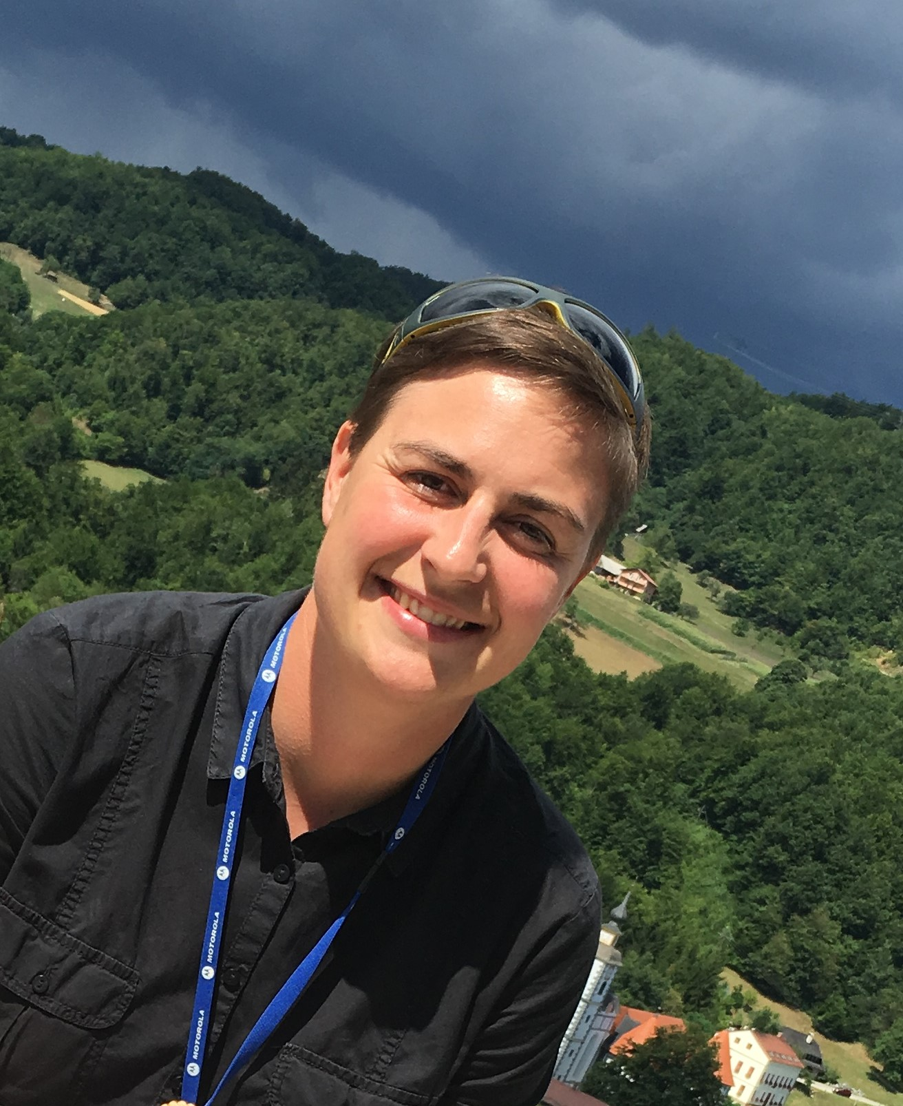 Nina Buh, turistična vodnica